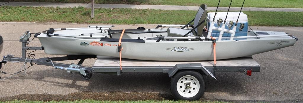 Kayak Trailer Archive