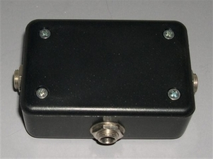 Series Speaker Adapter Box - Click Image to Close